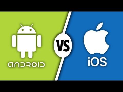 IOS или ANDROID. Что лучше? Минусы и плюсы этих операционных систем. Давай Сравним. Анимация | 13+