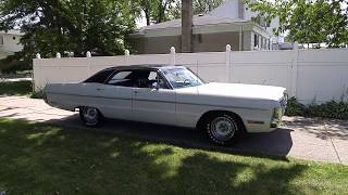 Test Drive 1970 Plymouth Fury