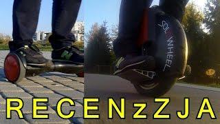hoverboard czyli solowheel i hovertrax recenzja