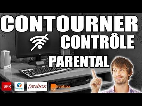 CONTOURNER LE CONTRÔLE PARENTAL