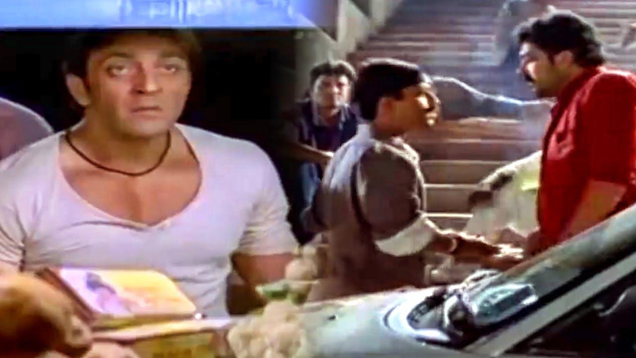 संजय दत्त के दोस्त के साथ गुंडों ने जानबूझ कर झगड़ा किया तो क्या किया संजय दत्त ने सब गुंडों के साथ