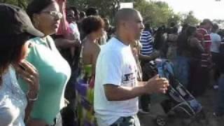 Fantasia #5 (The Crowd) - NCNW Black Family Reunion / WDC - 7 September 2008
