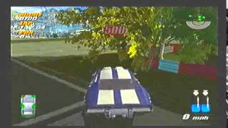Destruction Derby Arenas PS2 Gameplay part 1