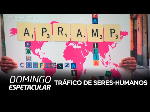 Tráfico de seres humanos atinge mulheres na maioria dos casos