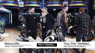 Behind the Handlebars - Mama Tried Motorcycle Show - Terminal Speed Builder Marcus Ellis