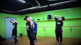 BTS -  N.O Dance Cover -  hiphop | Kevin | X Dimension 5-1-2014