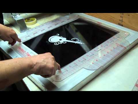 Screen Print T Shirt Vinyl Fast Easy Setup And Clean