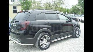 Chevrolet Captiva замена масла в трансмиссии