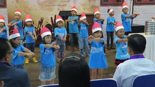 Tarian Maumere (versi rohani) | Sekolah Minggu GKII Mustikajaya