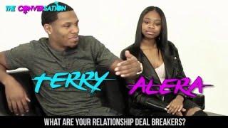 The Conversation - First Date Sex & Dating Deal Breakers! (Pilot Episode)