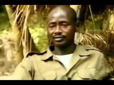 Yoweri Kaguta in the Uganda's Bush War of 1985