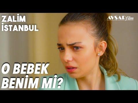 Ceren Acı Gerçekle Yüzleşiyor! O Bebek Benim Mi?😥😥 - Zalim İstanbul 36. Bölüm