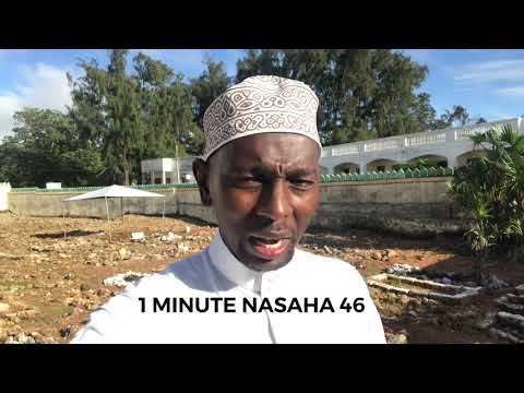 1 MINUTE NASAHA