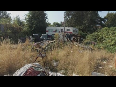 Oregon law protected campers who took over property