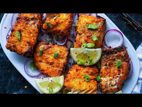 Baked Fish Masala | Ramadan Healthy Recipes | Hungry For Goodies