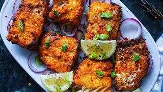 Baked Fish Masala  Ramadan Healthy Recipes  Hungry for Goodies