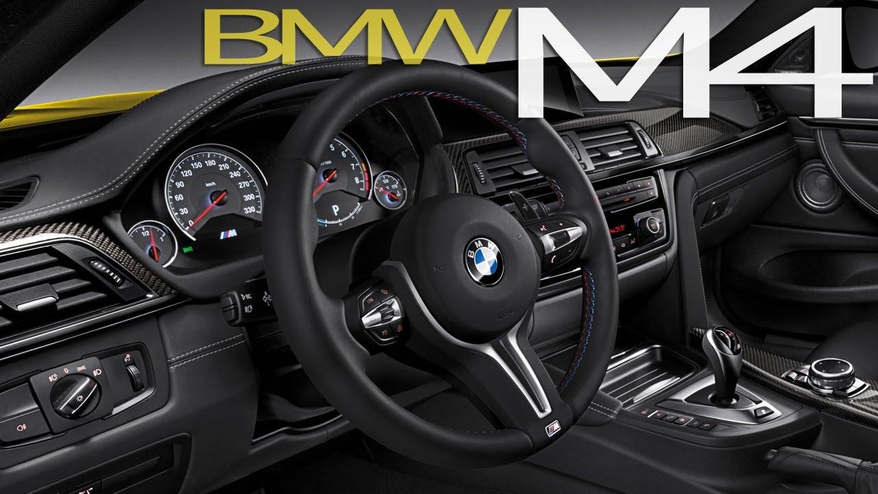 Bmw Of Newton >> BMW M4 ★ LOVELY Interior Design ★ - YouTube
