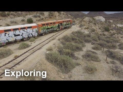 Abandoned San Diego Railroad (Fazerdaze - Take It Slow)