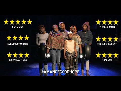 ★★★★★ Audiences are raving about A Man of Good Hope