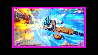 Le mode combat en groupe Dragon Ball FighterZ est disponible !