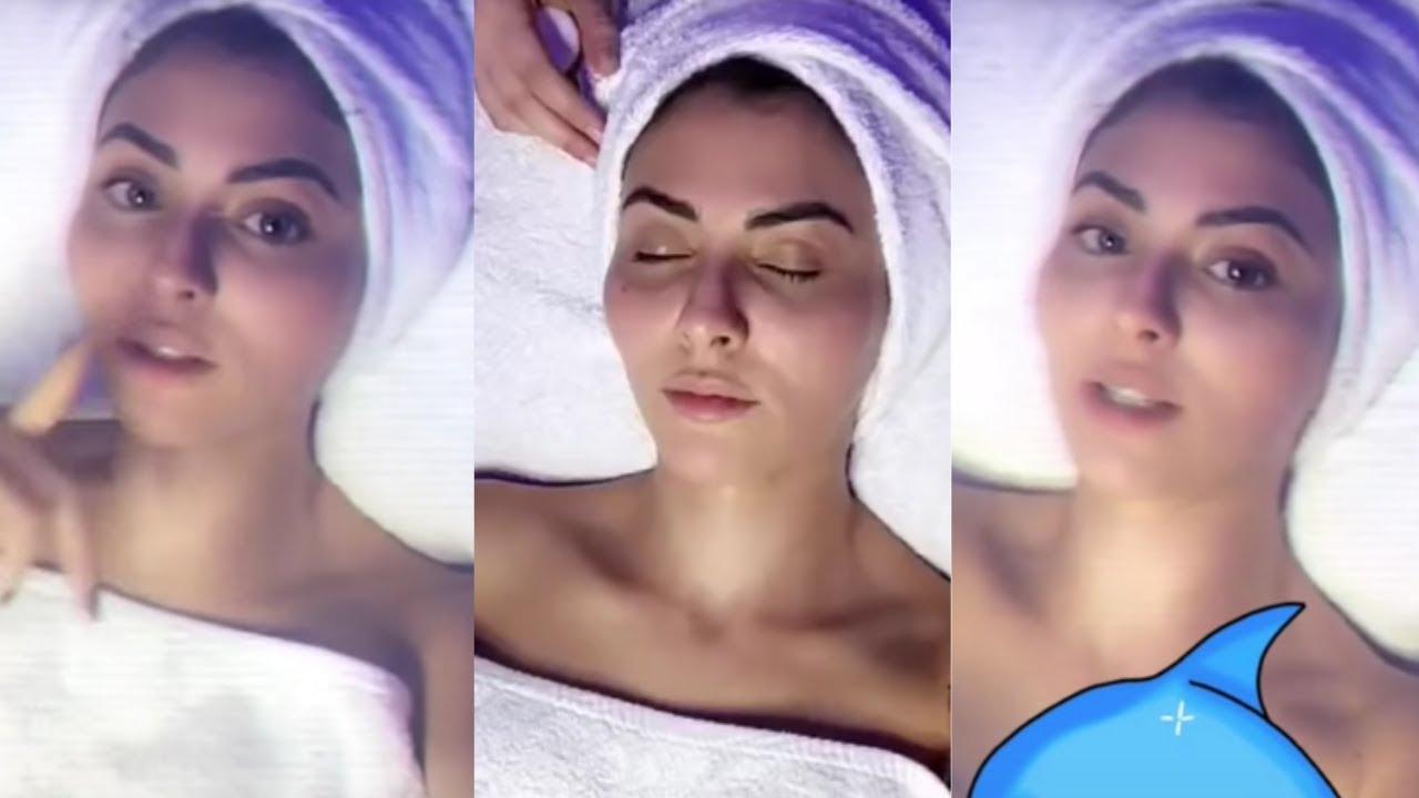 مثير للجدل مريم حسين شبه عارية شاهد الفيديو