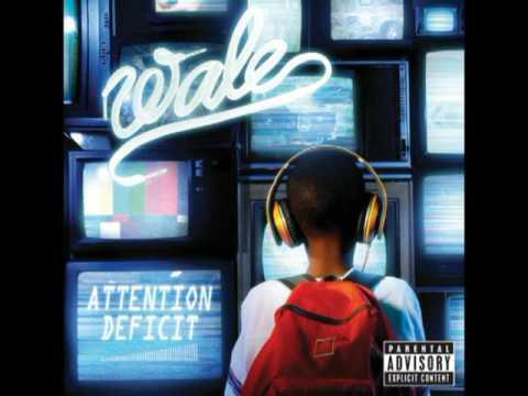 wale - mama told me [attention deficit album]