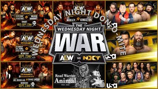 AEW DYNAMITE And NXT 9/23/20 REVIEWS; RIP ROAD WARRIOR ANIMAL; AEW/NXT 9/16 Quarter Hour Ratings