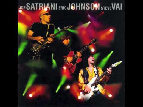 Joe Satriani G3 (full album)
