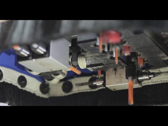 DN-2309D Сверлильно-присадочный станок с ЧПУ от WDMAX