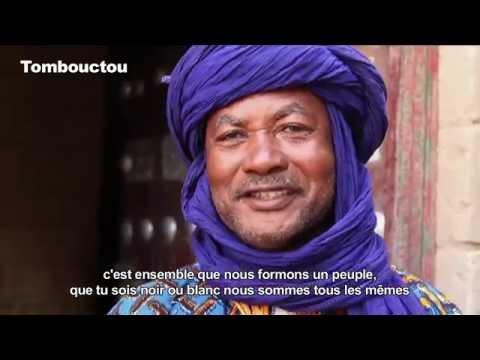 Message de paix en TAMASHEQ à TOMBOUCTOU