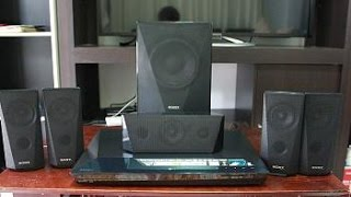 bass test the powerfull blueray home theatre sony bdv e3100