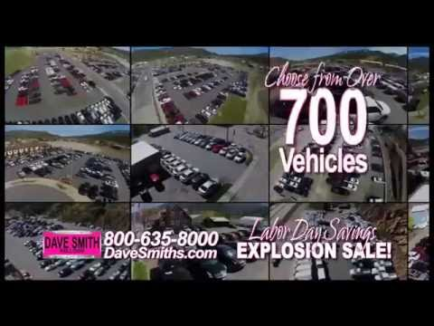 New cars and trucks labor day savings explosion sale at for Dave smith motors kellogg id
