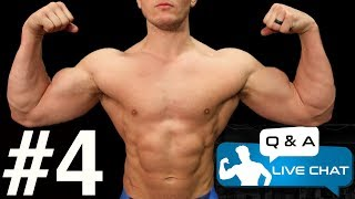 6am Workouts Changed My Life | LIVE Q & A!