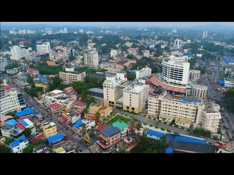 TRIVANDRUM City Full View (2018) Within 6 Minutes|Plenty Facts|Thiruvananthapuram City|Kerala|India|
