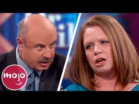 Another Top 10 Most Shocking Guests on Dr. Phil