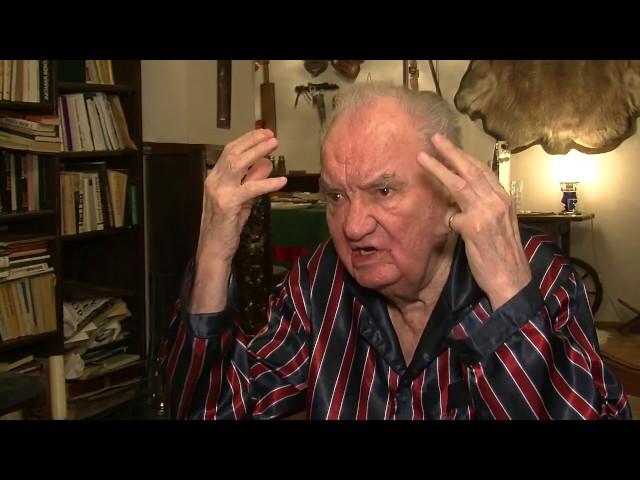 ESTV 90 éves Kautzky József