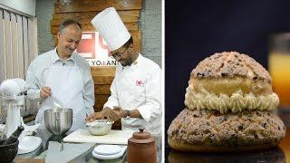 Chef Yohannes : Chef Yohans With French Ambasador - ሼፍ ዮሃንስ ከፈረንሳይ አምባሳደር ጋር