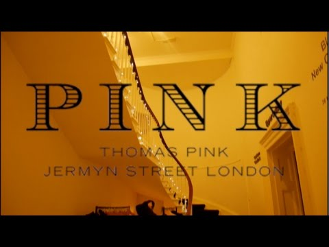 LCM : THOMAS PINK Presentation