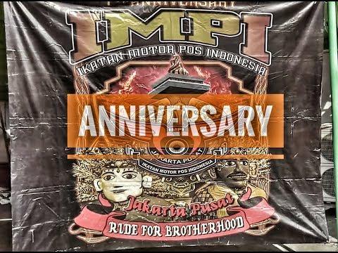 Anniversary Ikatan Motor Pos Indonesia