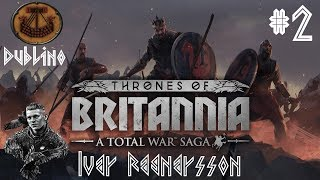 Total War Thrones of Britannia ITA Dublino, Re del Mare: #2