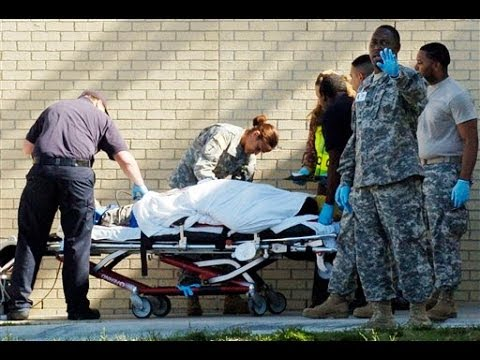 Shooting At Fort Hood Military Base - 4 People Dead 14 Injured - ft. hood