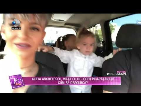 Teo Show (18.09.2018) - Ce pretentii au copiii Giuliei si ai lui Vlad Huidu? Partea 3