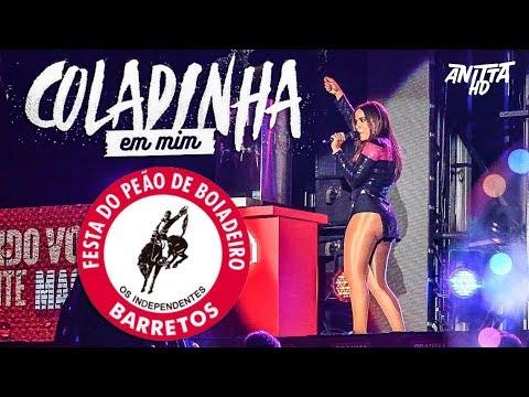 Anitta COLADINHA EM MIM Ao Vivo na Festa do Peão de Barretos 2018