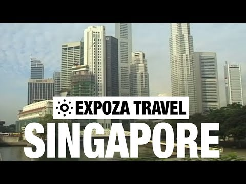 Singapore (Asia) Vacation Travel Video Guide