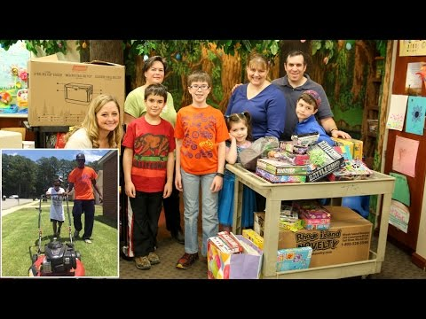 2016 Year In Review: Selfless Kids Who Went Above And Beyond To Help Others
