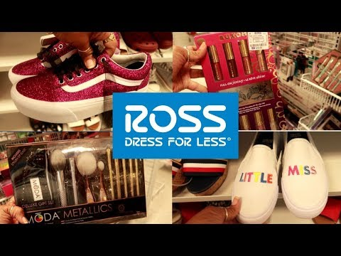 ROSS SHOPPING/ SHOES,MAKEUP & MORE - COME WITH ME thumbnail