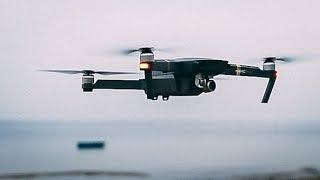 NIEOSTRE UJĘCIA DRONEM MAVIC PRO (FIX)