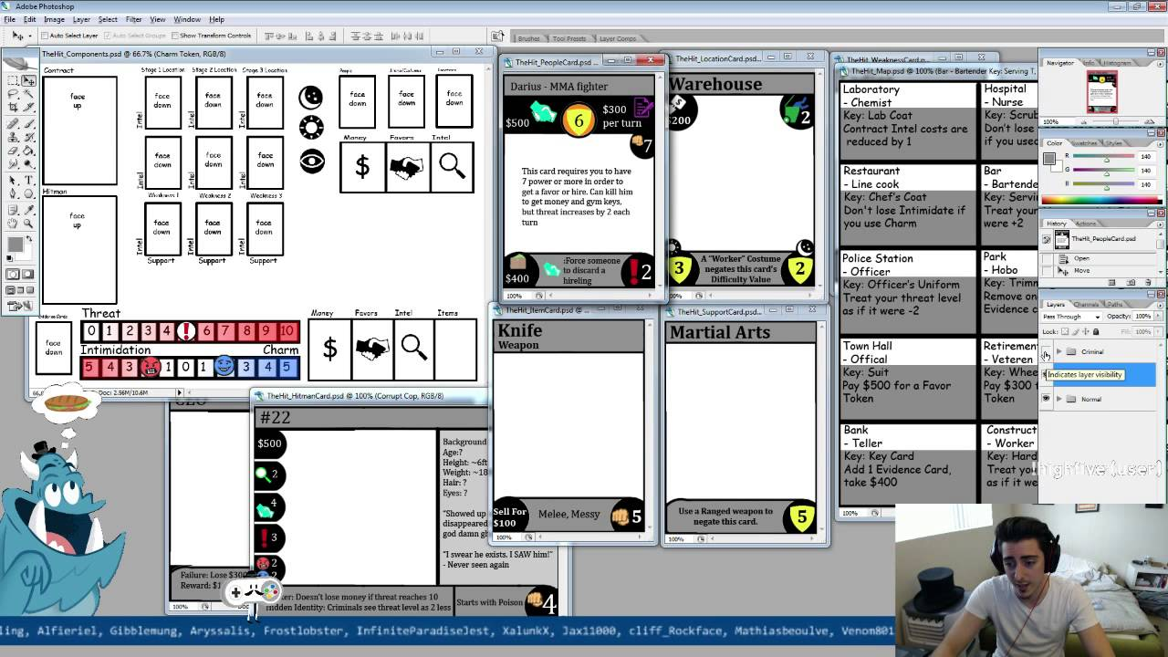 The Hit Board Game Design Walkthrough YouTube - Board game design software