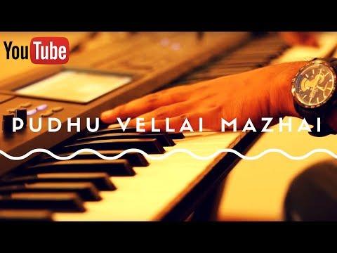 Pudhu Vellai Mazhai | ROJA | ARR | Band Cover | HD Music Video