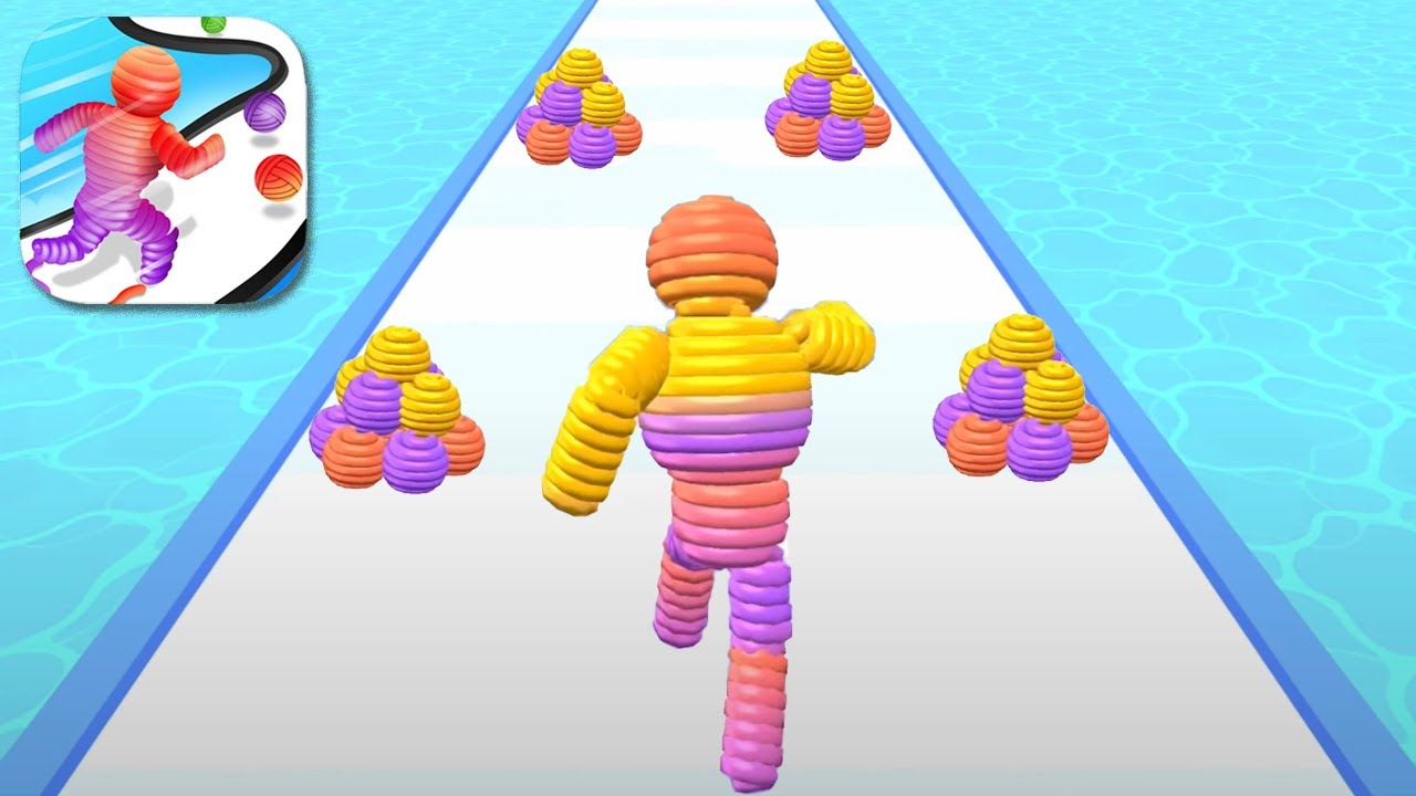 Rope Man All Levels Gameplay Walkthrough Android, iOS New Update